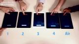 iPad Air vs. every iPad EVER
