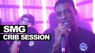 SMG Taze, Russ freestyle – Westwood Crib Session @TazeSMG @RussianSplash