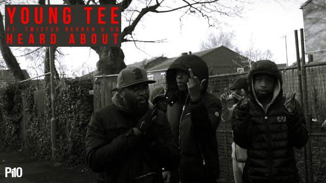 Young Tee Ft Twisted Revren (Team365) & SD – Heard About [Music Video] @officialyoungtee @twistedrevrun_365 @ess_d_18