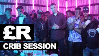 £R freestyle – Westwood Crib Session @Cbiz_ER @f1_iam @YoungTribez @Hurricane_MMFER