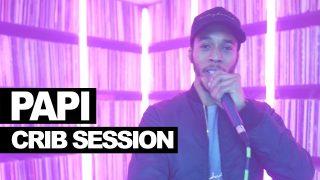 Papi freestyle – Westwood Crib Session @PapiDaleykaveli