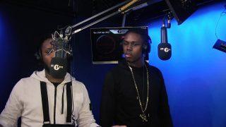 Trizzy Trapz freestyles for P Montana & Sian Anderson on BBC Radio 1Xtra @TrizzyTrapz @1Xtra