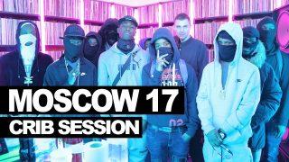 Moscow 17 freestyle – Westwood Crib Session @Moscow17Music @ScrewLoose_EBK @LooseScrew_ebk @tedmatic3x @GBebk @Moscow_Mayski @SK017_ @RazackMoscow