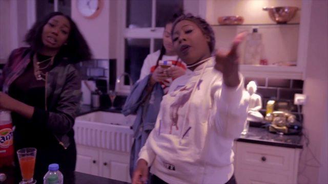 Connie Diiamond X Ms Banks – Designer (Remix) [Music Video] @_conniediiamond @msbanks94