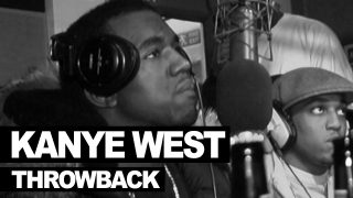 Happy Birthday Kanye West's first ever UK interview w/ Tim Westwood