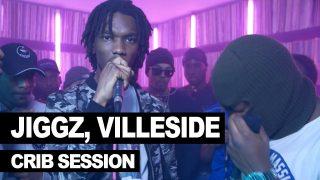 Jiggz & Villeside N8 freestyle – Westwood Crib Session @JiggzMG @realmostack @KrazeArtistUK @ShakesEmDown @KrazeArtistUK