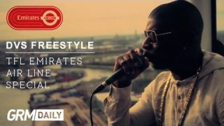 D.V.S Freestyle – TFL emirates Air Line Special [Offical Video] @TheRealDvs @grmdaily