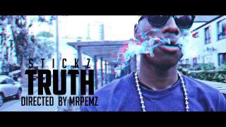 Stickz – TRUTH [Music Video] Prod.LABeats @StizzyStickz1