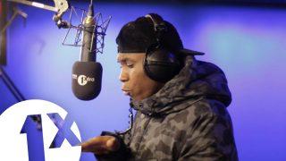 Maxsta Freestyle for Logan Sama @itsMaxsta @BBC1Xtra @BBC1XtraRadio
