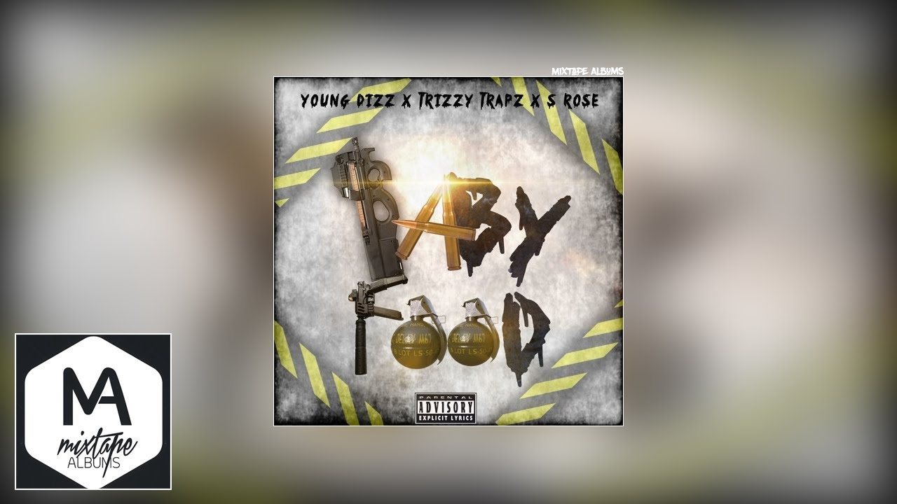 S'Rose Ft. Trapz X Young Dizz  – Baby Food (Music video) #Exclusive #Audio @mixtapealbums @YoungDizzEnt @ScumzCTV @Official_Dizz @Trizzytrapz