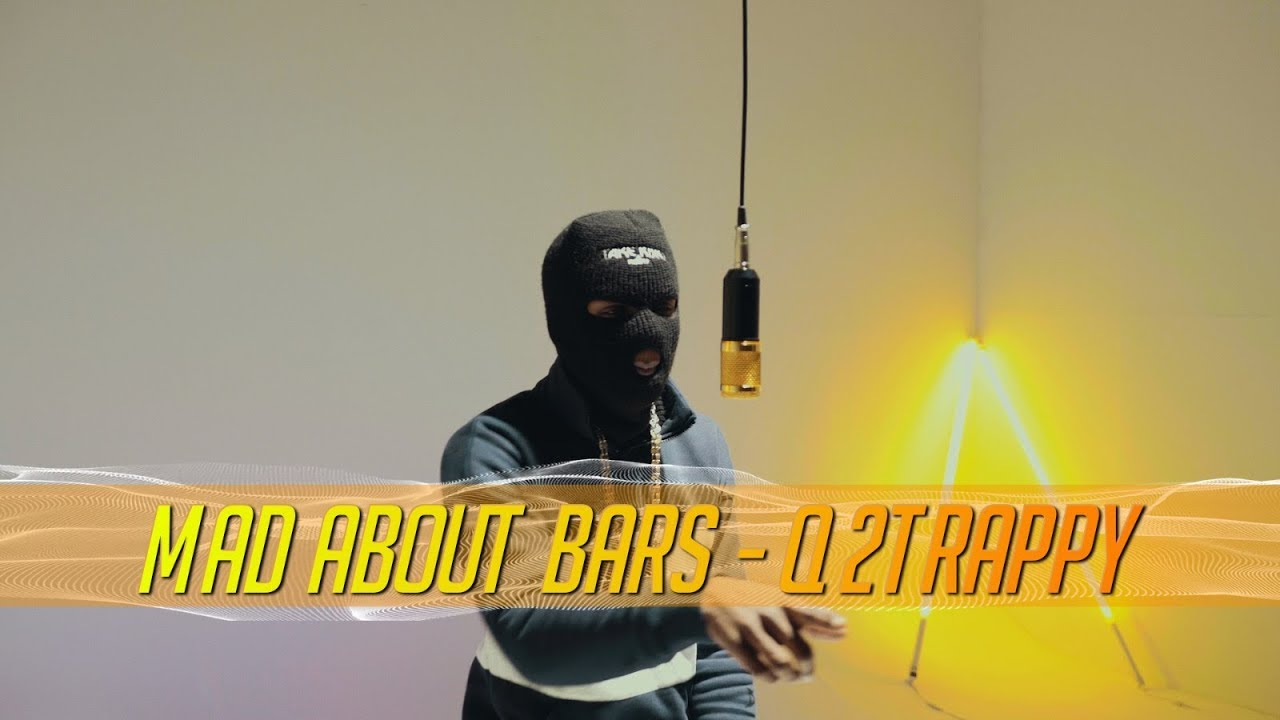 Q2T (Ice City Boyz) – Mad About Bars w/ Kenny Allstar [S3.E17] (Freestyle) @Labeats1 @OMixtapeMadness @kennyallstar @Moneyevery_  @q2trappy @IceCityboyzNw @MixtapeMadness