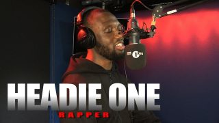 Headie One – Fire In The Booth @HeadieOne @charliesloth @BBC1XTRA @BBCR1