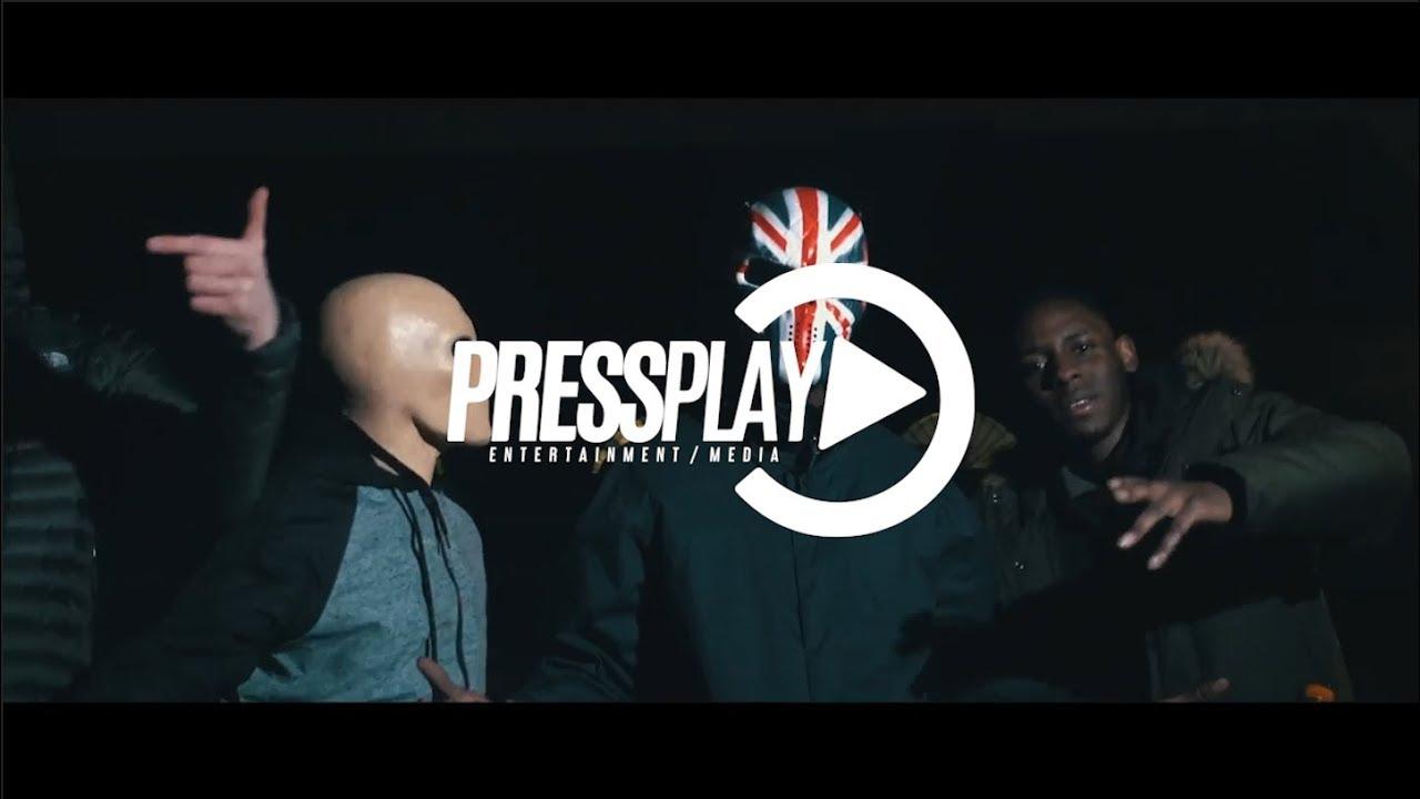 Majik Mac – catch Me/caught In The 4 (Prod.byBkay)  (Music Video) @bkaybeats @itspressplayuk
