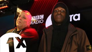 Berna freestyles over Headie One x RV 'Know Better' for DJ Semtex @djsemtex @bbc1radio @Onebrna @BBCR1