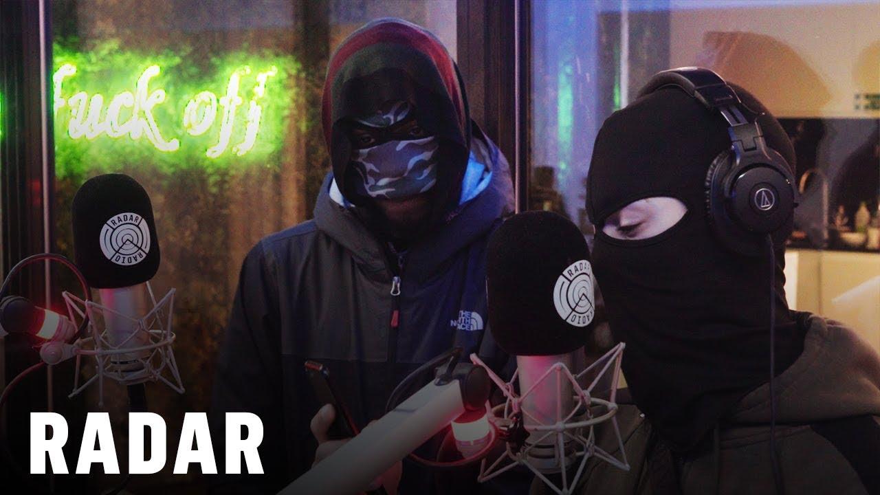 #12World (S1 & Sav12) | Voice Of The Streets Freestyle w/ Kenny Allstar @KennyAllstar @mrmosthatedS1 @12____Savage @RadarRadioLDn
