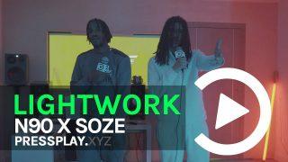 #9thStreet N90 X Soze – Lightwork Freestyle [Music Video] | Pressplay @Itspressplaymedia