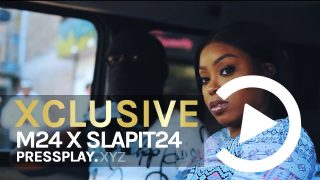 #150 M24 X Slapit24 – Saucy Drillas (Music Video) Prod By LkBeats | Pressplay @ItsPressPlayMedia