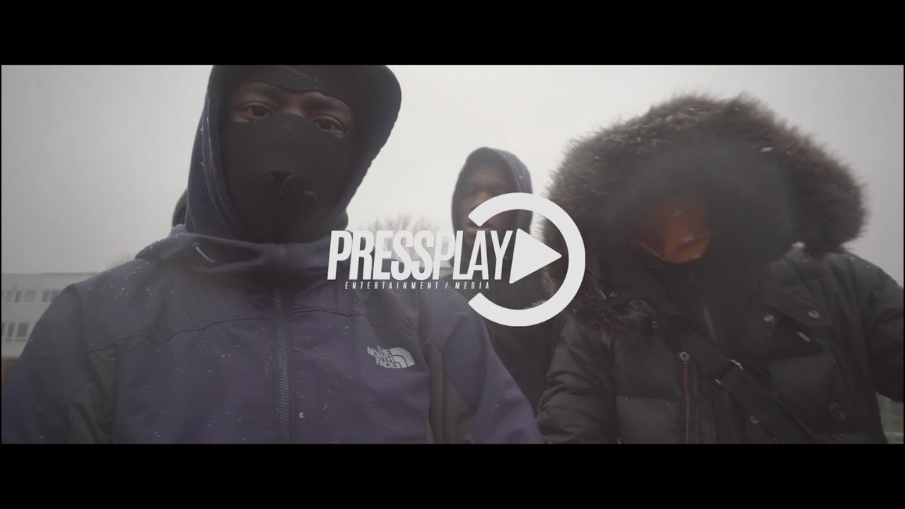 S2 x Bandit x Stabber – #44BIG44 (Music Video) @itspressplayUk