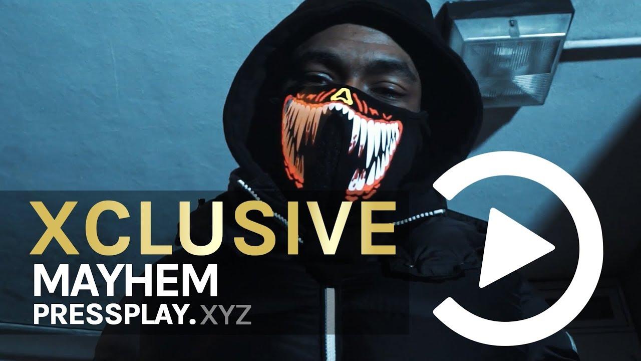 Mayhem #Uptop – The Chase (Music Video) Prod By Zc X JayMighty   Pressplay @Itspressplaymediauk @MayhemUptop