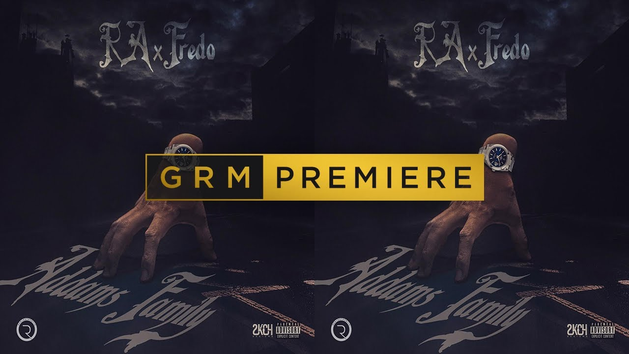 Fredo x RA – Addams Family [Audio] #Audio #Exclusive (Music video) | GRM Daily @GRMDAILY @real_artillery @fredo