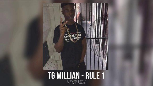 (Harlem) TG Millian – Rule 1 [Music Video]