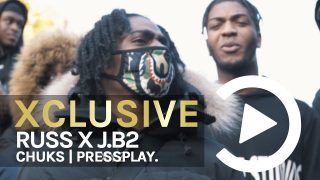 Russ Ft. J.B2 X Chuks – Link Up [London X Dublin] (Music Video) | Pressplay @RussianSplash @ItspressplayUk