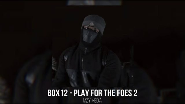 (12Anti) BOX12 – Play For The Foes 2 #Exclusive #Audio